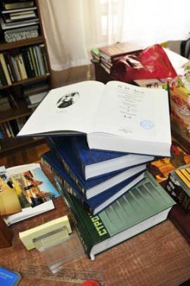 Книги из библиотеки Юрия Ножикова