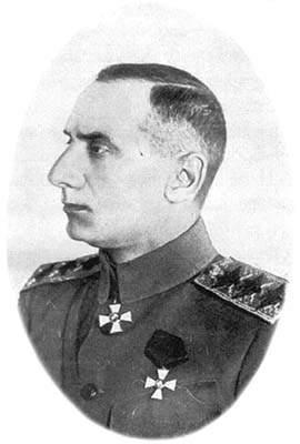 Верховный правитель России А.В. Колчак. Официальное фото. 1919