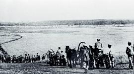 Отступление частей Восточного фронта Русской армии летом 1919 года