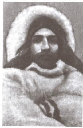 А. В. Колчак на зимовке у полуострова Таймыр. 1900—1901 гг.