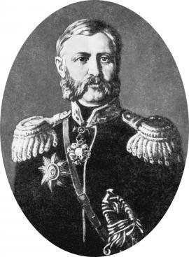 Генерал-губернатор Восточной Сибири М. С. Корсаков (1861–1871)