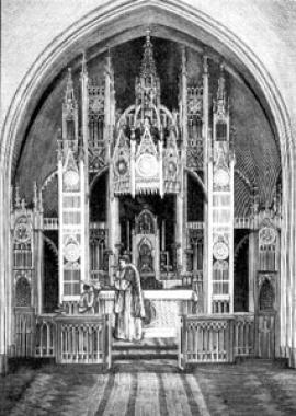 В 1978-1990 в воссозданном здании католического храма был открыт филармонический зал