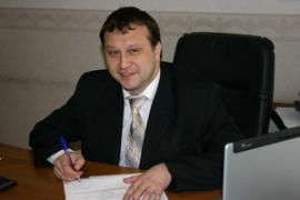 Директор института Дмитрий Владимирович Кулеш