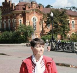 Известный иркутский историк, краевед, изыскатель