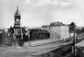 Иркутская кирха. До 1917