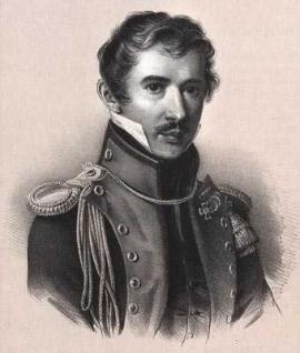 Подполковник лейб-гвардии Гродненского гусарского полка, декабрист
