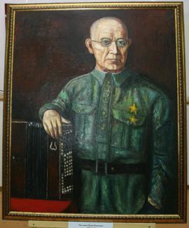Портрет И.И. Маланина