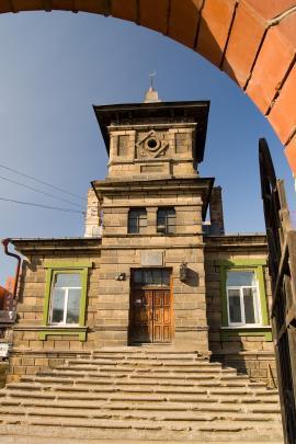 Иркутская соборная мечеть. Современный вид