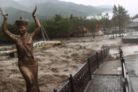 Наводнение на Аршане
