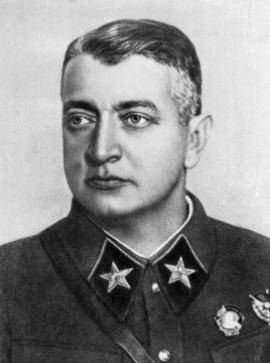 Михаил Николаевич Тухачевский — советский военный деятель, военачальник РККА времён Гражданской войны