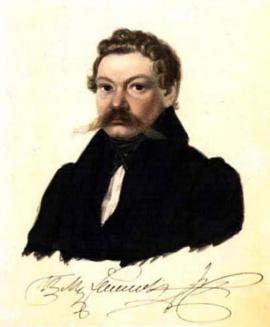 Литератор, историк, декабрист. Один из авторов либретто к опере А. А. Алябьева «Лунная ночь, или Домовые»