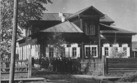 Нижнеилимская начальная школа