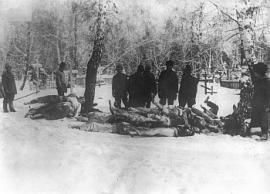 Железнодорожники, убитые белочехами