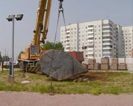 Памятник первостроителям Братска
