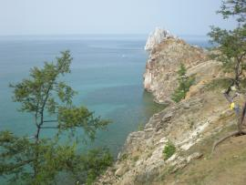 Остров Ольхон на Байкале.