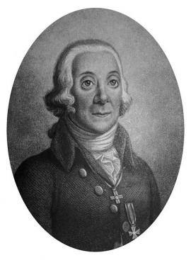 Петер Симон Паллас, крупнейший исследователь Сибири XVIII века