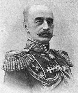 Иркутский военный генерал-губернатор с 20 апреля 1900 по 13 мая 1903. Зачинатель создания в Иркутске памятника Александру III. Почетный гражданин Иркутска