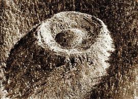 Специалисты выявили под кратером трехмерный объект, обладающий повышенной электропроводностью