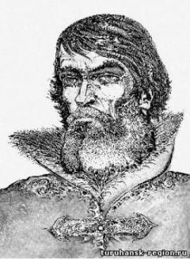 Пантелей Демидович Пенда. Рисунок современного художника