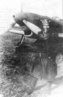 Е.Г. Пепеляев во время войны в Корее