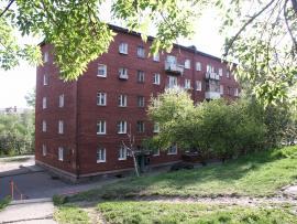 Дом, в котором жил А.В. Вампилов
