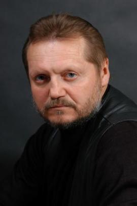 Главный художник Иркутского академического драматического театра им. Н.П. Охлопкова