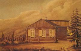 Дом братьев Поджио в Усть-Куде