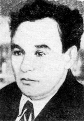 Писатель. Стоял у истоков Иркутской писательской организации