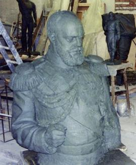 Проект памятника Александру III