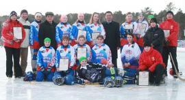 В 2012 команда выиграла Кубок мира по хоккею с мячом
