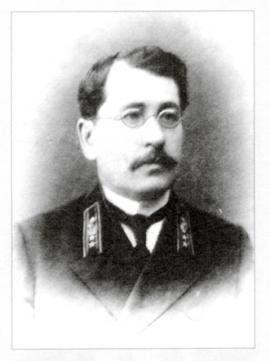 Директор Иркутского учительского института в 1917–1920
