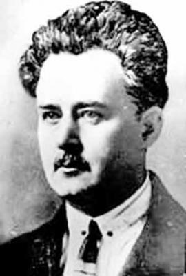 Первый ректор ИГУ М. М. Рубинштейн