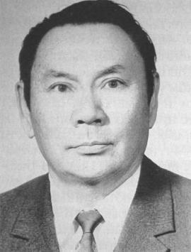 Буянто Сайнцакович Санжиев
