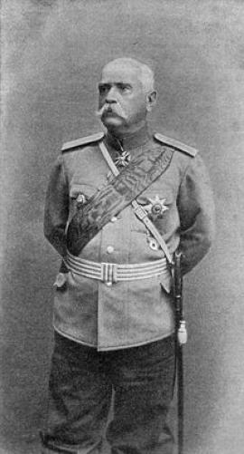 Военный генерал-губернатор А. Н. Селиванов (1906–1910)