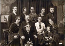 Семья И. С. Фатеева