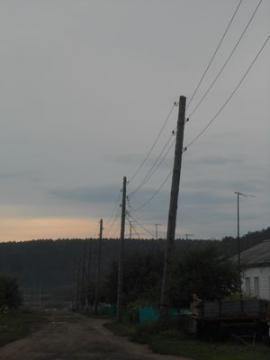 Улица в Ширяева