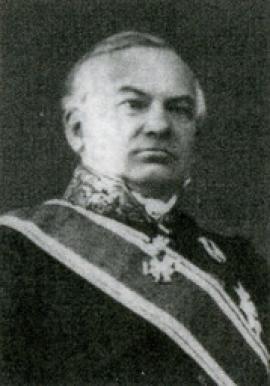 Один из основателей Сибирского отдела Русского географического общества и музея при нем