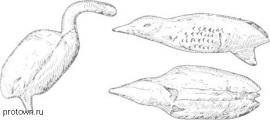 Скульптурки птиц из Мальты.