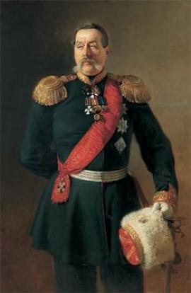 Генерал-губернатор Восточной Сибири Н. П. Синельников (1871–1873)