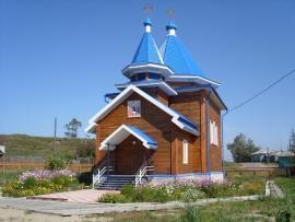 Большееланская церковь