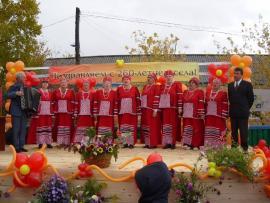 Празднование в честь 260-летия села