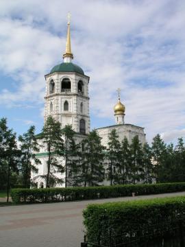 Спасская церковь (г. Иркутск)