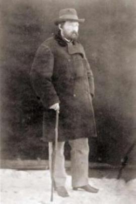 Бенедикт Дыбовский. 1873, г. Иркутск