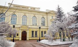 Здание Иркутского областного художественного музея им. В.П. Сукачева
