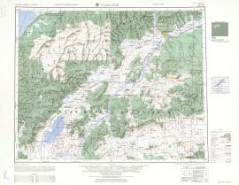 Военные карты США, 1955 г.