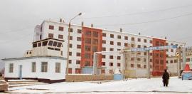 Город Усть-Кут. Речное училище