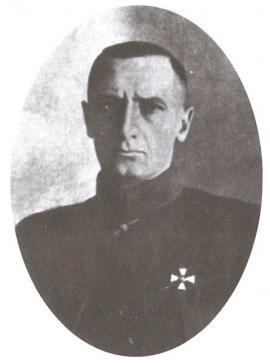 А. В. Колчак. 1 мая 1919
