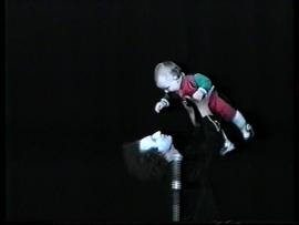 """В мае 1997-го года в Иркутске прошел первый Международный фестиваль театров пантомимы """"Мимолет"""", организатор - руководитель Иркутского театра пантомимы Валерий Шевченко."""