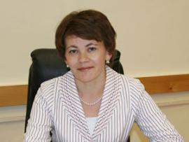 Валентина Феофановна Вобликова, заместитель председателя правительства Иркутской области, кандидат медицинских наук