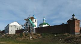 Посольский монастырь, возрождение обители